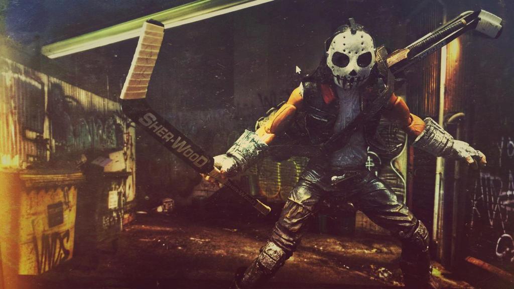 Casey Jones 01 by Reverend-Spooky