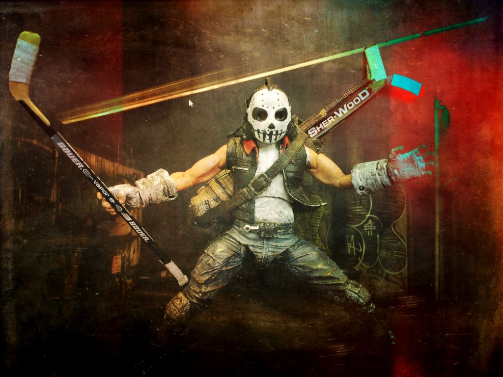 Casey Jones 04 by Reverend-Spooky on DeviantArt