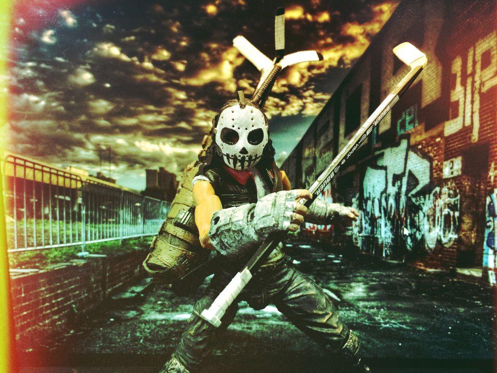 Casey Jones 02 by Reverend-Spooky