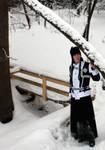 Seeking -in the Snow- by YamiAeris