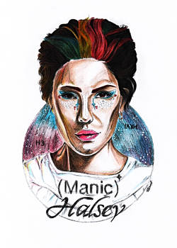 HALSEY / MANIC