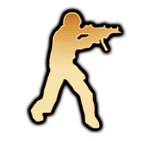 Counter-Strike Dock Icon by Exolent