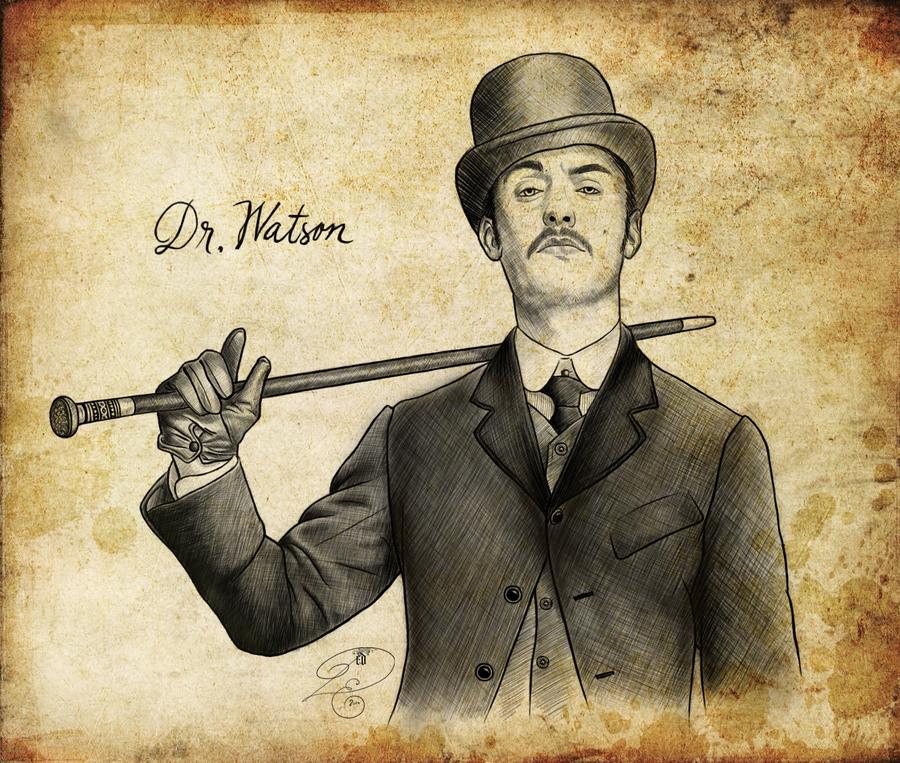 Dr. Watson by elenutza on DeviantArt Rachel Mcadams Fan