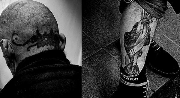 Portrait of a Tattoo