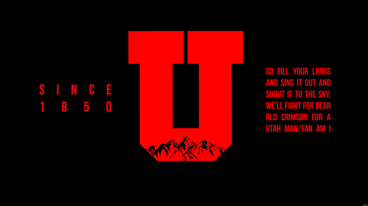 Utah Utes Wallpaper 6 By Wakeuphate