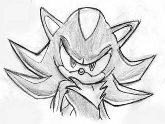 Sonic Adventure 2 - Shadow by Mega-Matt-X