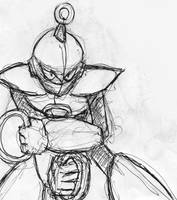 Rockman 4 - Ring Man by Mega-Matt-X
