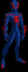 Spectacular Spider-Man 2099 by ValrahMortem