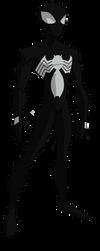 The Spectacular Spider-Man Original Black Suit by ValrahMortem