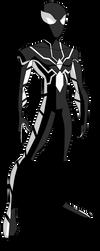 Spectacular Foundation Spider-Man (Black) by ValrahMortem