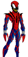 The Spectacular Spider-Carnage by ValrahMortem