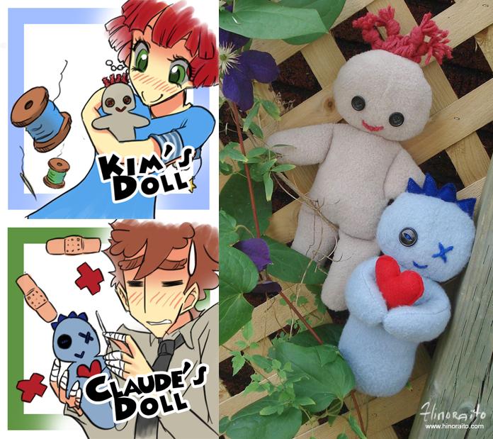 Kim and Claude's Dolls by hinoraito