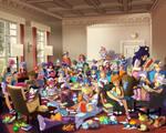 Pokemon Study Hall