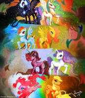 MLP FIM: Epic ponies