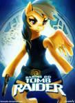 MLP FIM: Daring Do Tomb Raider