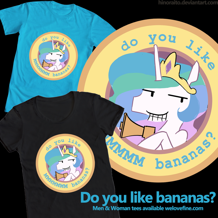 welovefine.com - Do you like Bananas by hinoraito