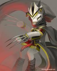 MLP FIM: Card Game Ninja Commander by hinoraito