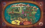 Equestria Map - 24X36 - welovefineprint