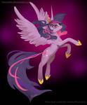MLP FIM: Alicorn Twilight Sparkle Shirt