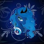 MLP FIM: Luna Portrait - Welovefine Shirt