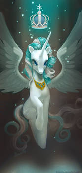 MLP FIM: Snowdrop - should have been a princess