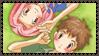 Mimi x Koushiro Stamp