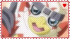 Hawkmon Stamp by L3xil3in