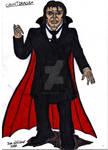 Dracula against the Wolfman nov 2016 by josh wilsh