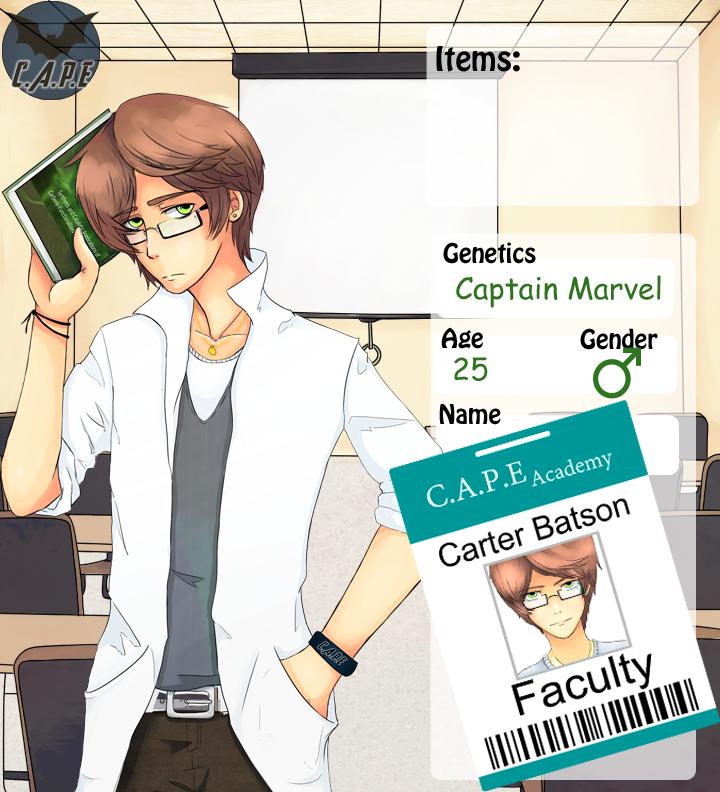 Carter Teacher Application by angelpink7
