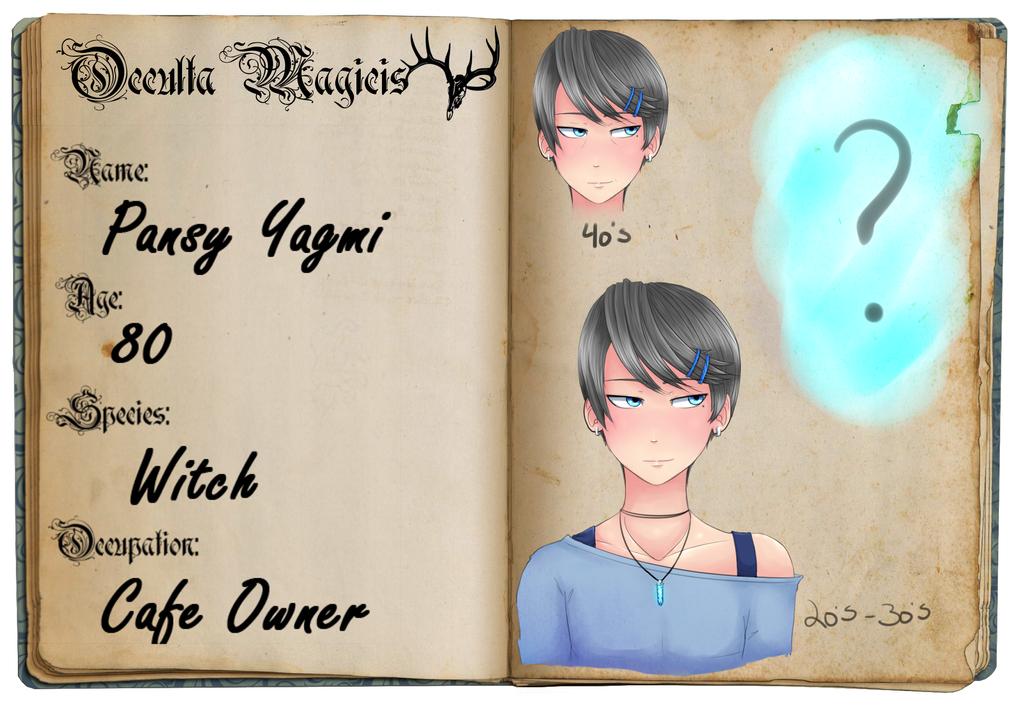 Pansy Yagmi by angelpink7