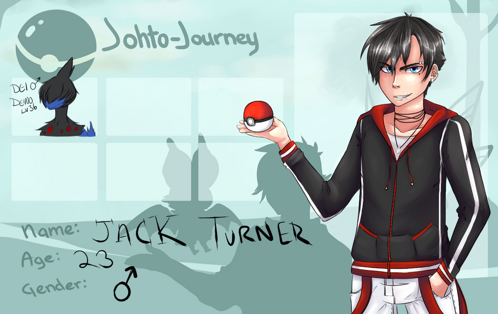JJ  Jack Turner by angelpink7