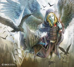 Fallen angel Amuburiel