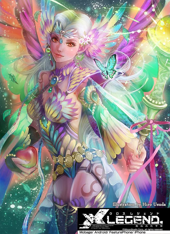 X LEGEND. FairyQueen by HiroUsuda