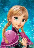 Anna by HiroUsuda