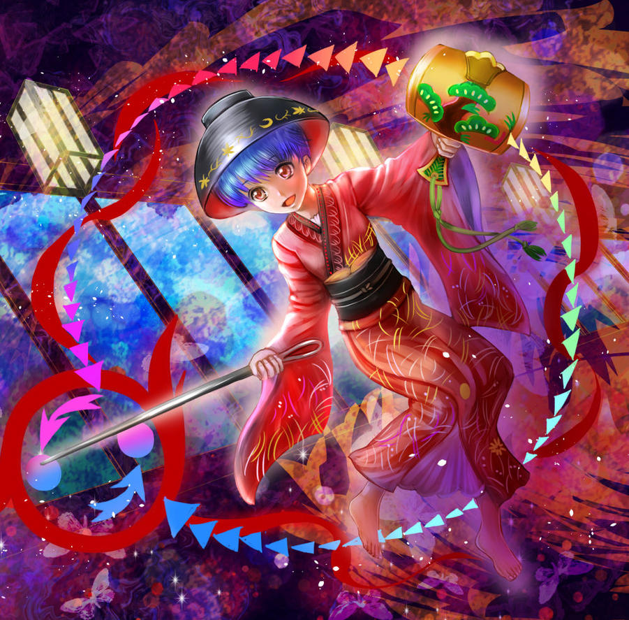 AdamKadmon Circus by HiroUsuda