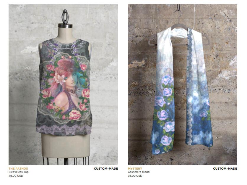 Fashion Art by HiroUsuda