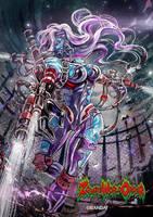 TCG Zombie World Order Zombie Sterilizer by HiroUsuda