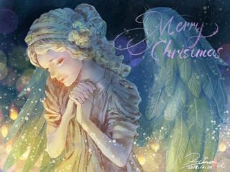 Merry Christmas StudyART by HiroUsuda