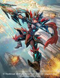 Cardfight Vanguard Impetuous Knight Ferdiad