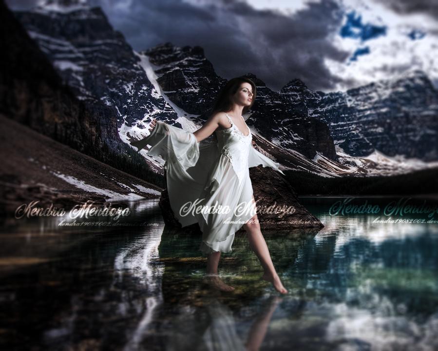 Water walk- Fotomanipulacion by kendra19082002