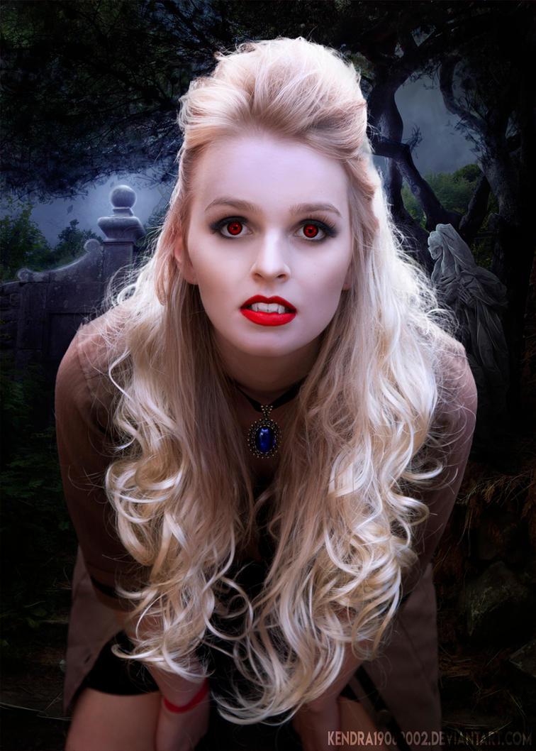 Midnight Vampire by kendra19082002