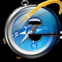 Internet Explorer Vs Safari by fardouk