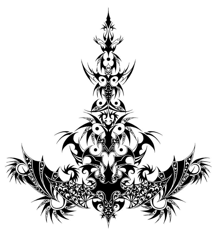 heaven or hell by septimusphoenix on deviantart. Black Bedroom Furniture Sets. Home Design Ideas