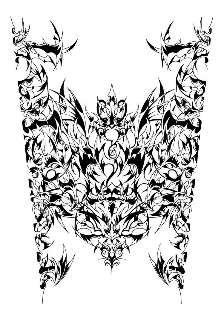 Aphidex part 1 - sleeve tattoo