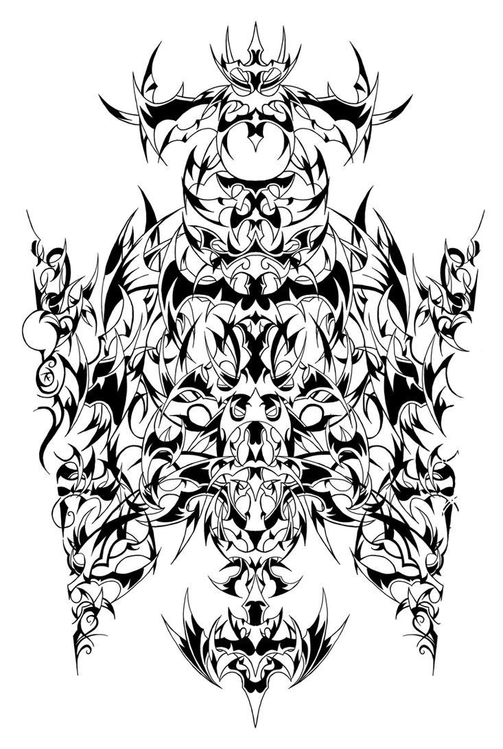 Aphidex Part 2 - sleeve tattoo