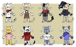 COLLAB ADOPTS - 5/8 OPEN