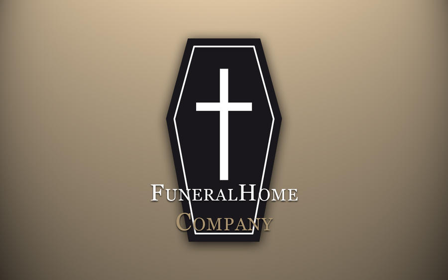 Logo Funeral Home By Clackographix On Deviantart