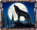Wolf Wild symbol by slotopaintcom