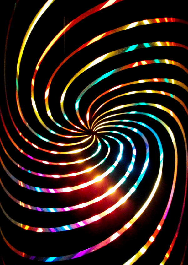 Psychedelic Swirl by InthenamePhotography