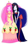 Marcy and Bonnibel